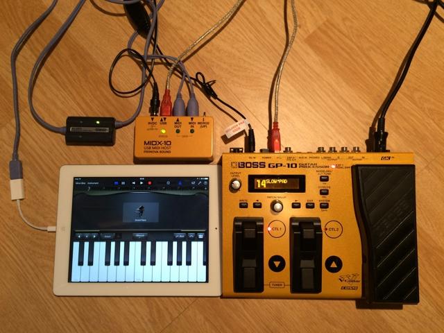 Primova Sound - MIDX-10 BOSS/Roland compatible USB to MIDI